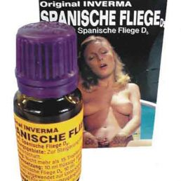 SPANISH FLY APHRODISIAC 10ML