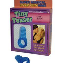 TINY TEASER CLITERAL STIMULATOR BLUE