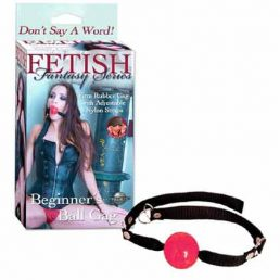 FETISH FANTASY BEGINNERS BALL GAG RED