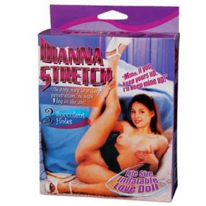 DIANNA STRETCH LIFE SIZE LOVE DOLL