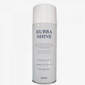 RUBBER SHINE - LATEX WEAR AEROSOL