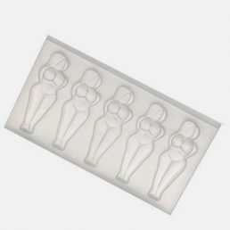 SEXY ICE CUBE TRAY NAKED LADY DESIGN