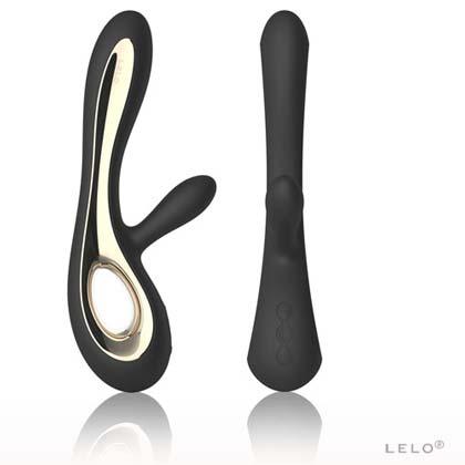LELO SORAYA IN BLACK