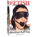 Fetish Fantasy Blindfold Ball Gag