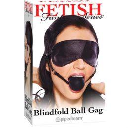 Fetish Fantasy Blindfold Ball Gag