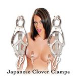 FETISH FANTASY JAPANESE CLOVER CLAMPS SILVER
