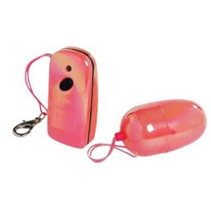 REMOTE CONTROLLED VIBRATING EGG PINK