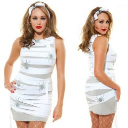 ROLE PLAY YUMMY MUMMY COSTUME