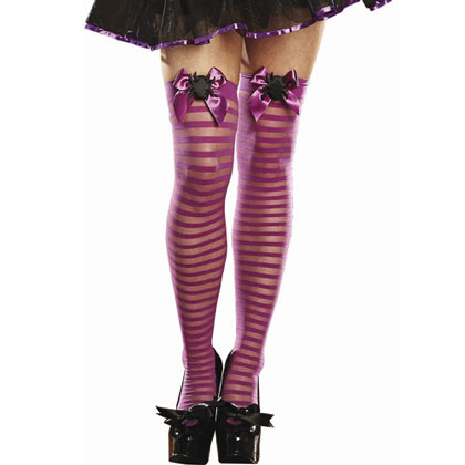 MOTIF SPIDER STOCKINGS