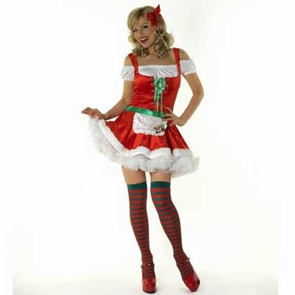 Happy holidays dress