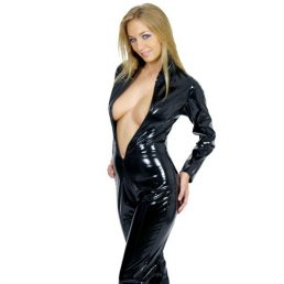 FULL SLEEVE CATSUIT