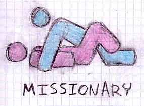missionary position Best Sexual Positions To Get Pregnant
