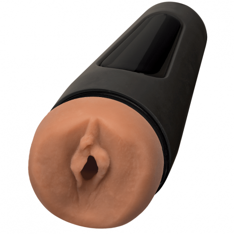 Doc Johnson Main Squeeze The Original Pussy Caramel